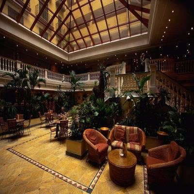 酒店植物租赁